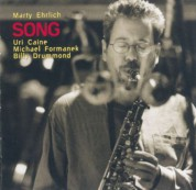 The Marty Ehrlich Quartet: Song - CD