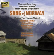 Çeşitli Sanatçılar: Grieg, E.: Song of Norway (Recording With Original Cast Members) (1944-1945) - CD