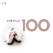 Çeşitli Sanatçılar: Best 100 - Ballet - CD