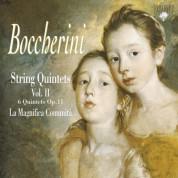 Enrico Casazza, La Magnifica Comunità: Boccherini: String quintets, Vol. II - CD