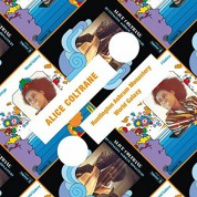 Alice Coltrane: Huntington Ashram Monastery / World Galaxy - CD