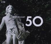 Çeşitli Sanatçılar: 50 Best Mozart - CD