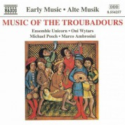 Ensemble Unicorn: Music of the Troubadours - CD