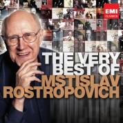 Mstislav Rostropovich: The Very Best Of - CD