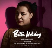 Billie Holiday: The Complete 1952-57 Small Group Studio Sessions - CD