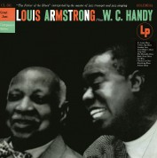 Louis Armstrong: Plays W.C. Handy - Plak