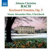 Susan Alexander-Max: Bach: Keyboard Sonatas, Op. 5 - CD