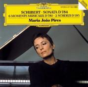Maria João Pires: Schubert: Klaviersonate D 784 - CD