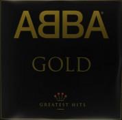 Abba: Gold (Limited Edition - Gold Vinyl) - Plak
