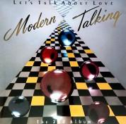 Modern Talking: Let's Talk About Love - The 2nd Album - Plak