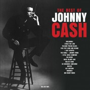 Johnny Cash: The Best Of (Red Vinyl) - Plak