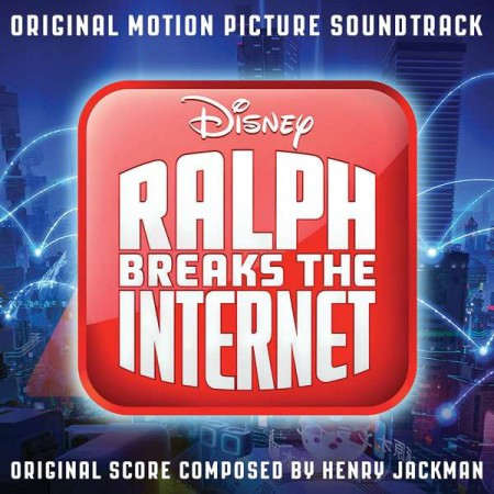 Çeşitli Sanatçılar: Ralph Breaks The Internet - CD