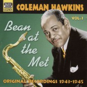 Hawkins, Coleman: Bean At The Met (1943-1945) - CD