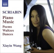 Xia Yin Wang: Piano Music - Poems / Waltzes / Dances - CD
