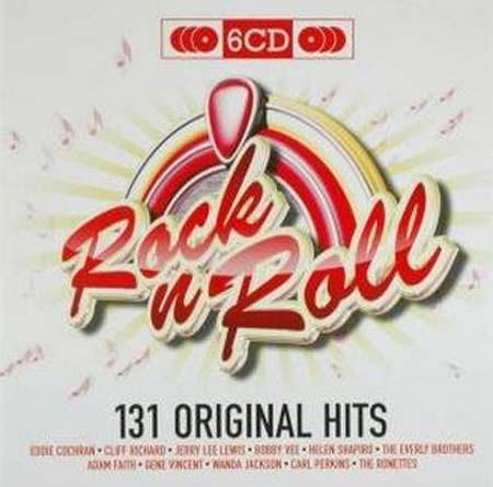 Çeşitli Sanatçılar: Original Hits - Rock & Roll - CD