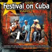 Çeşitli Sanatçılar: Festival on Cuba Vol. 1 - CD