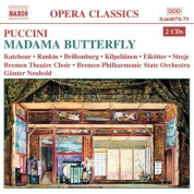 Puccini: Madama Butterfly - CD