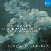 Compagnia di Punto: Beethoven: Symphony 1-3 (Arrangements By Ries & Ebers) - CD