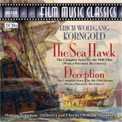 William Stromberg: Korngold: Sea Hawk (The) / Deception - CD