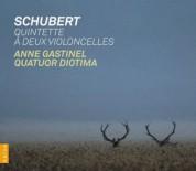Anne Gastinel, Quatuor Diotima: Schubert: String Quintet - CD