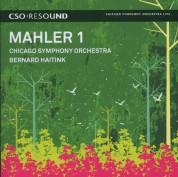 Chicago Symphony Orchestra, Bernard Haitink: Mahler: Symphony No.1 - CD