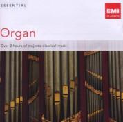 Çeşitli Sanatçılar: Essential Organ - CD