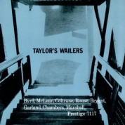 Art Taylor: Taylor's Wailers (200g-edition) - Plak