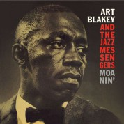 Art Blakey, The Jazz Messengers: Moanin' + 4 Bonus Tracks! - CD