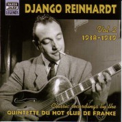 Reinhardt, Django: Django Reinhardt (1938-1939) - CD