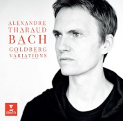 Alexandre Tharaud: Bach: Goldberg Variations - CD