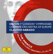 Chamber Orchestra of Europe, Claudio Abbado: Haydn: 7 «London» Symphonies - CD