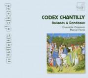 Ensemble Organum, Marcel Pérès: Codex Chantilly - CD