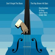 Ray Brown: Don't Forget The Blues - Plak