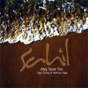 Ateş Tezer Trio: Sahil - CD