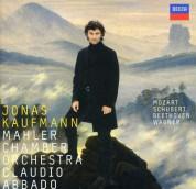 Jonas Kaufmann: Mozart, Schubert, Beethoven & Wagner - CD