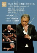 Daniel Barenboim, Pinchas Zukerman, Israel Philharmonic Orchestra, Zubin Mehta: Israel Philharmonic 70Th Anniversary Concert - DVD