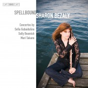 Sharon Bezaly, Gothenburg Symphony Orchestra, Mario Venzago, Swedish Chamber Orchestra, Anne Manson, Royal Scottish National Orchestra/ Martyn Brabbins: Spellbound – Female Flute Concertos - CD