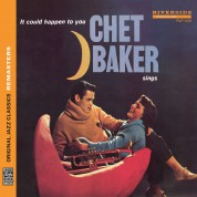 Chet Baker Sings: It Could Happen to You (Original Jazz Classics Remasters) - CD