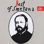 Jiří Bĕlohlávek, Zdenek Kosler, Josef Veselka, Czech Philharmonic Orchestra, Panocha Quartet, Prague Philharmonic Choir, Smetana Trio: Best of Smetana - CD