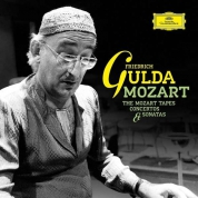 Friedrich Gulda: The Mozart Tapes, Concertos & Sonatas - CD