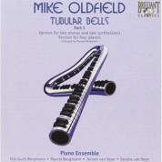 Piano Ensemble, Elizabeth Bergmann, Marcel Bergmann, Jeroen van Veen, Sandra van Veen: Oldfield: Tubular Bells - CD