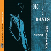 Miles Davis, Sonny Rollins: Dig (Original Jazz Classics Remasters) - CD