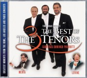 James Levine, José Carreras, Luciano Pavarotti, Plácido Domingo, Zubin Mehta: Carreras Domingo Pavarotti - The Best Of The Three Tenors - CD