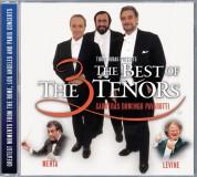 James Levine, José Carreras, Luciano Pavarotti, Plácido Domingo, Zubin Mehta: Carreras Domingo Pavarotti - The Best Of The Three Tenors - CD