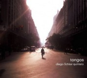 Diego Schissi: Tongos - CD