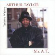 Art Taylor: Mr. A.T. - CD