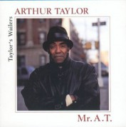 Art Taylor: Mr. A.T. - CD