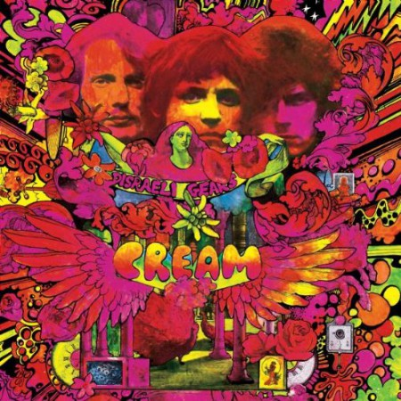 Cream: Disraeli Gears - CD
