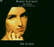 Eric Le Sage: Robert Schumann: An Clara - CD