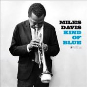 Miles Davis: Kind Of Blue (Photographs By William Claxton in Deluxe Gatefold Edition). - Plak